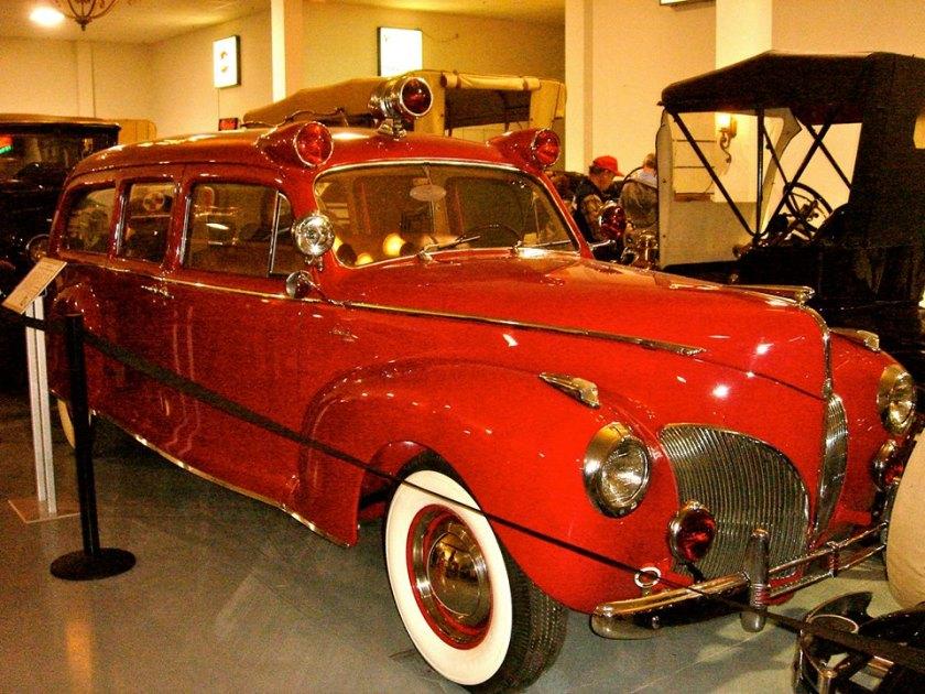 1941 Lincoln Firebrigade