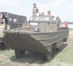 1941 Zis amphibie