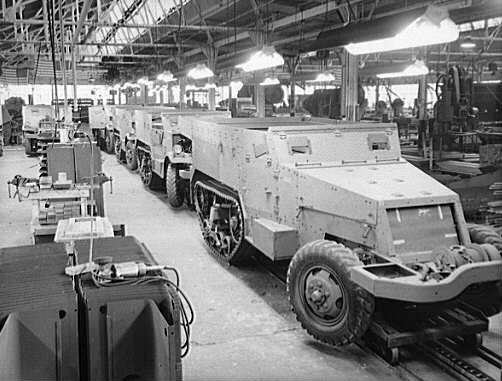 1942 Diamond Halftrack-production-3