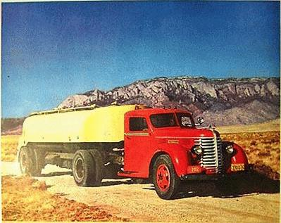 1942 Diamond T 406