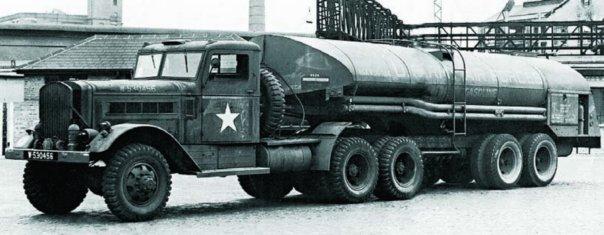 1942 REO 29XS (F1), 6x6