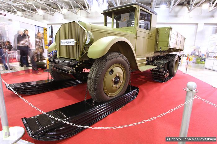 1942 ZIS-33 Truck