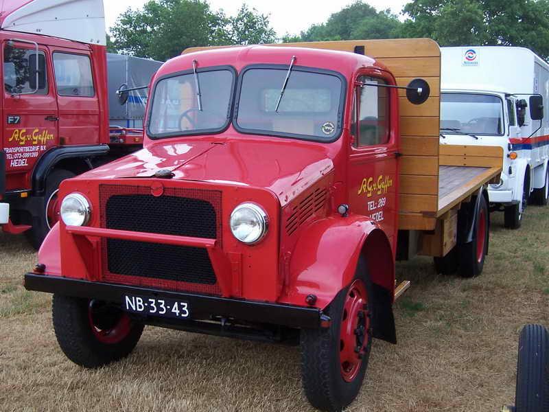 1943 Bedford 6 cilinder