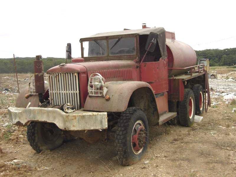 1943 DIAMOND T 969 A