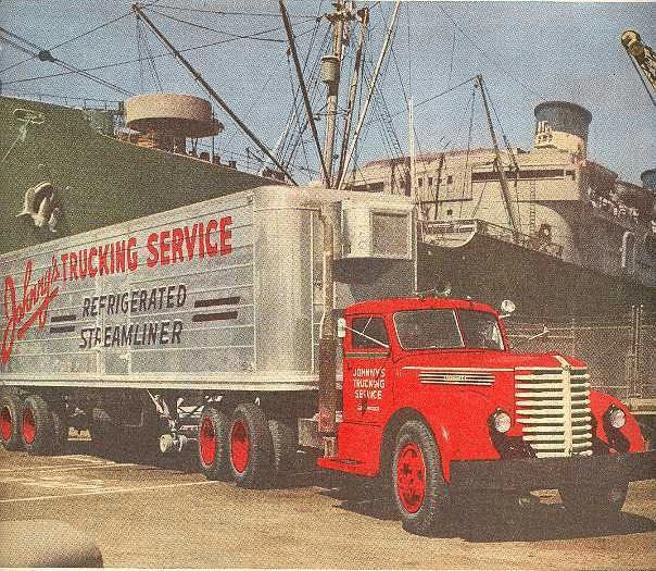 1944 Diamond T 910 reklama1