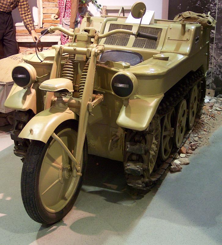 1944 NSU Kettenkrad