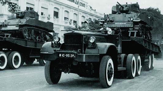 1945 Diamond Т-968В, 6x6