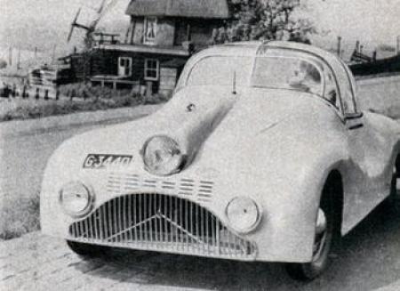 1945 Gatso Amsterdam