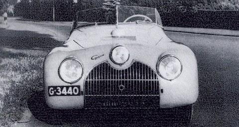 1945 Gatso 'Gatford'