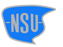 1945 NSU 1945 Logo