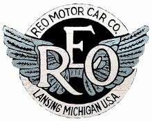1945 Reo Emblem