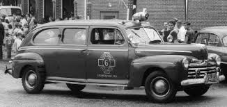 1946 Ford Ambulance