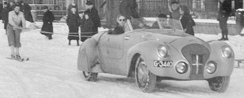 1947-50 Gatso Kwik, Haarlem