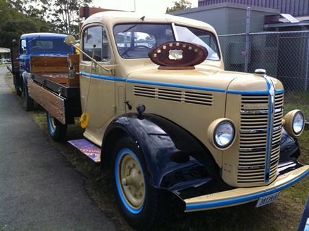 1947 Bedford K-Series Truck