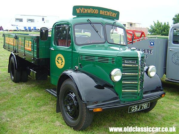 1947 Bedford O Series