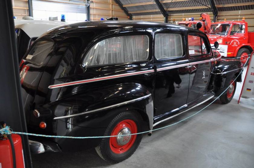 1947 Ford Ambulance