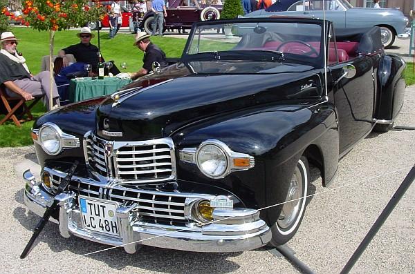 1947 Lincoln V12 Continental