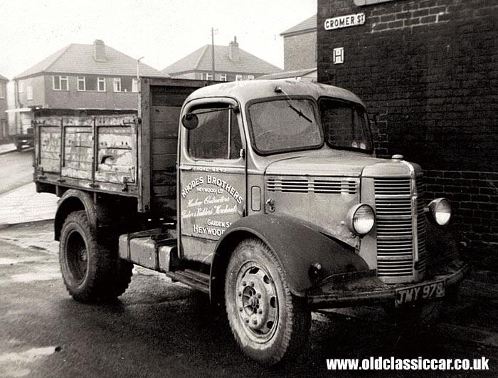 1947 old-bedford O
