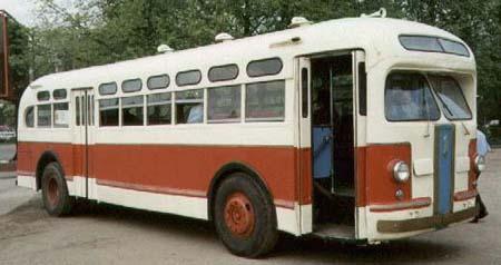 1947 ZIS-154 34s 4x2