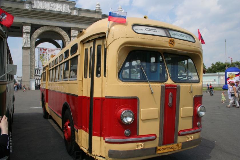 1947 ZiS-154