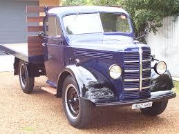 1948 Bedford M Blue