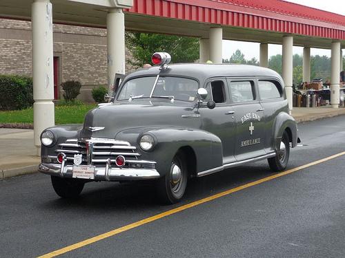 1948 Chevrolet Combi