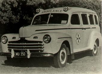 1948 Ford V8
