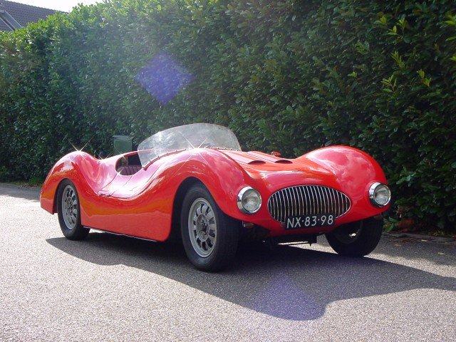 1948 Gatso, 1500 sport NL