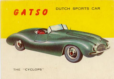 1948 GATSO 3 The Cyclops