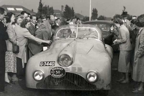 1948 Gatso 4000 Aero Coupé, Built 1 piece c