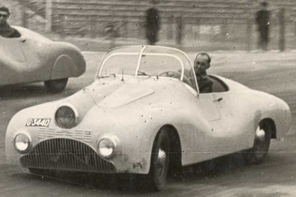 1948 Gatso 4000 Aero Coupé, Built 1 piece