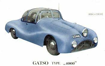1948 gatso 4000 NL