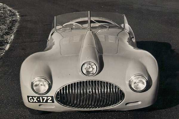 1948 Gatso 4000 Roadster, Built 2 pieces a