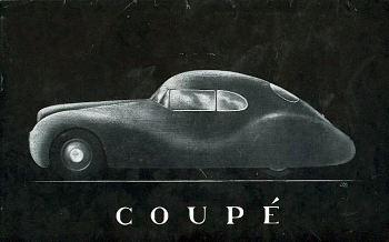1948 Gatso coupe NL