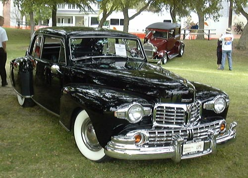 1948 Lincoln Continental a