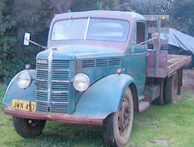 1948 M Series Bedford