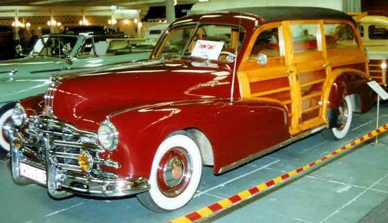 1948 Pontiac Station Wagon