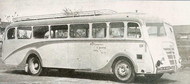 1948 ROCHET-SCHNEIDER et RENAULT 215D