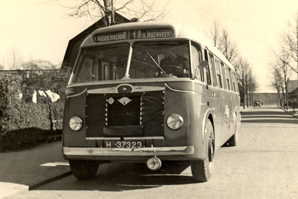 1948 ZABO TP Bus