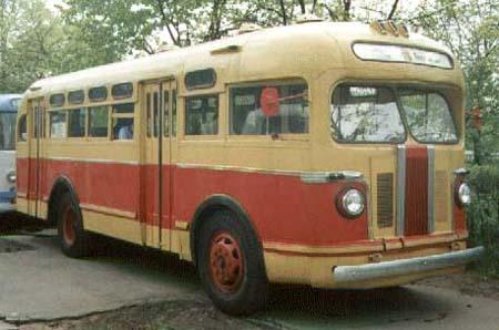 1949-55 ZIS 155 4x2 USSR