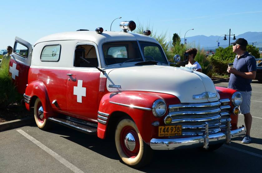 1949 Chevy Ambulance