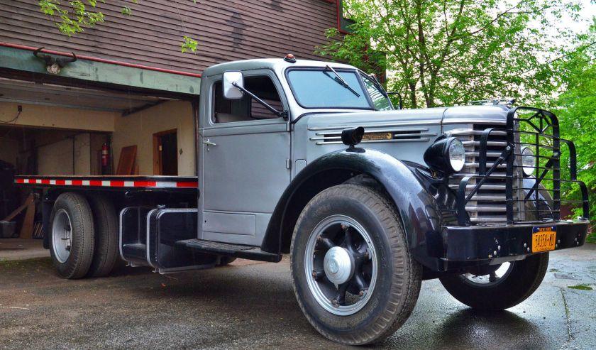 1949 Diamond T 306a