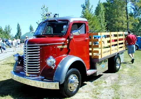 1949 diamond t-coe-red