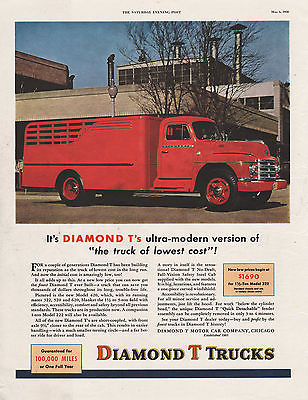 1949 Diamond T Model 620ad