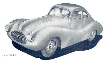 1949 Gatso coupe