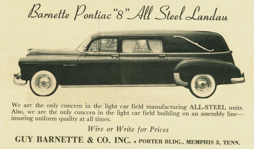 1949 Pontiac Landau by Barnette