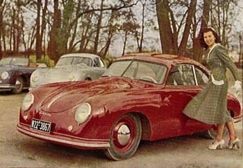 1949 porsche 356-spijlcoupe