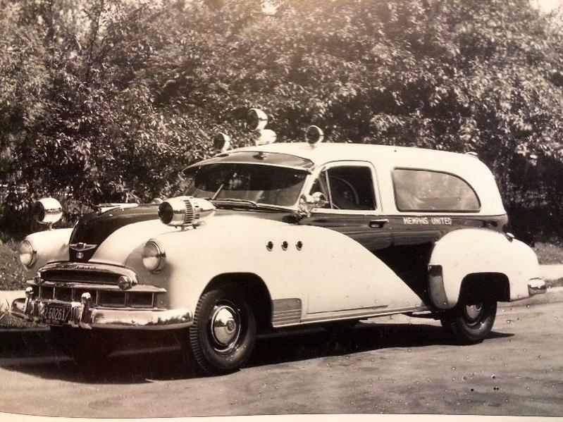 1949 WellerChevySDMemphisUnitedTNs