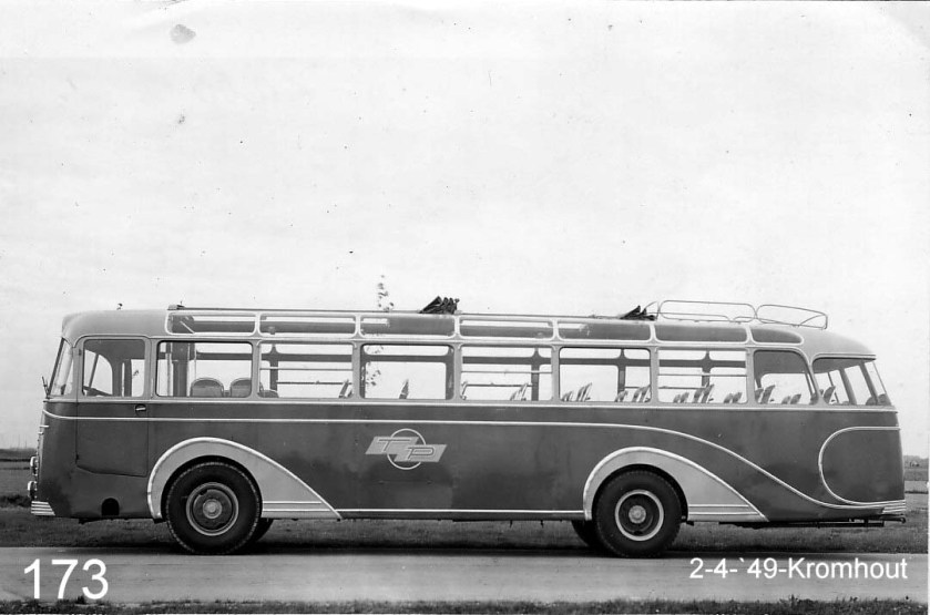 1949 ZABO Kromhout TP 1