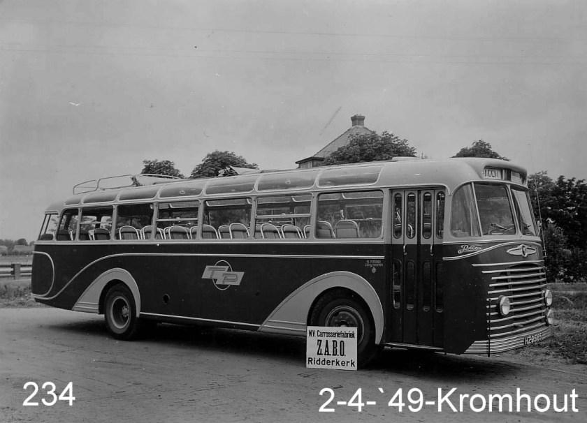 1949 ZABO Kromhout TP 2